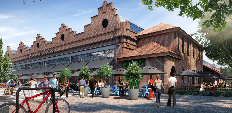 Rozelle Park Cafe