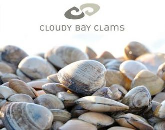 Cloudy Bay Clams – Premium New Zealand Surf Clams 1kg