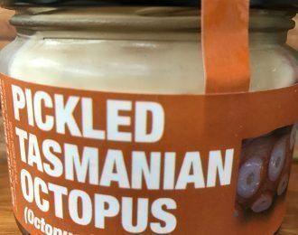 Pickled Tasmanian Octopus – 350gms