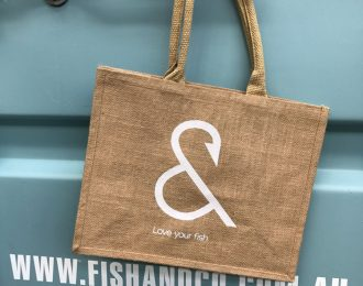 Love Your Fish Bag